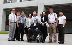 劉介宙學長─臺大政治系的典範系友,臺大社科院國際級新大樓的重要推手
