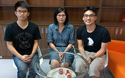 新進教師專訪-黃凱苹助理教授