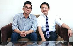 「研究」/「人生」 -專訪系友  吳玉山院士(69年班)